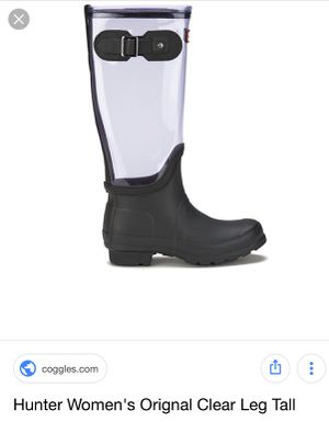Hunter Rain Boot - size 6 for Sale in Columbus, OH