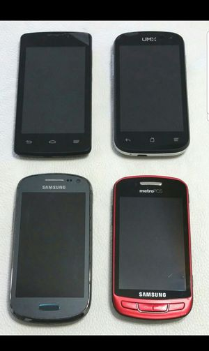 Samsung, Metro, Assurance NEW and USED cell phone LOT for Sale in Miami, FL