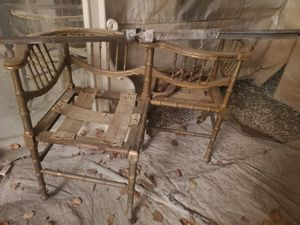 Antique chair for diy for Sale in San Diego, CA