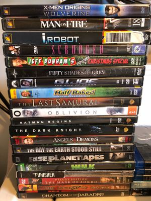 DVD/Blue-Ray/PlayStation for Sale in St. Louis, MO