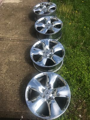 Chrome Rims for Sale in Edison, NJ