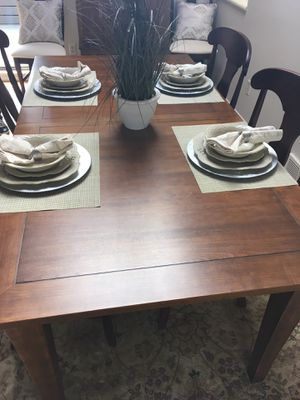 Dining table and chairs for Sale in Bellevue, WA