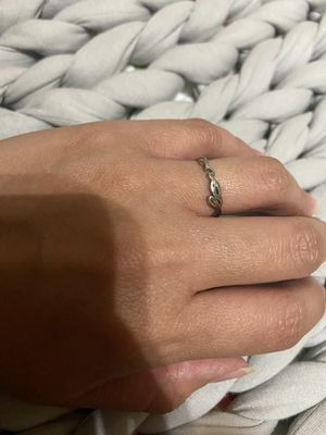 Sterling silver LOVE ring for Sale in Fort Worth, TX