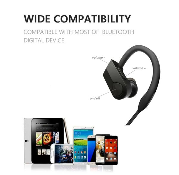 Wireless Headphones, Wireless Charger, Magnetic Charger Cable