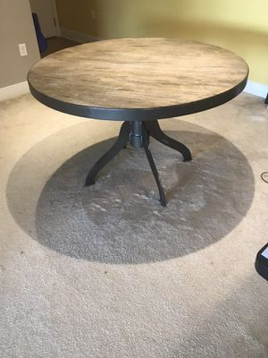 Rustic Dining Table for Sale in Ashburn, VA