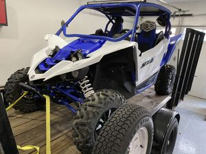 2016 Yamaha yxz with trailer for Sale in Wilsonville, OR