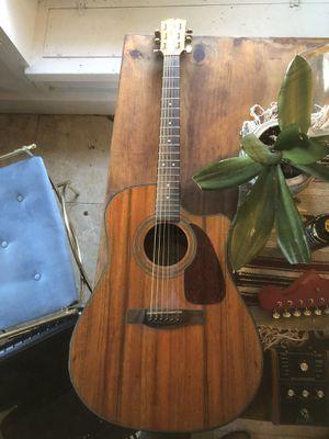 Fender OD22OCE Acoustic electric guitar for Sale in Fullerton, CA