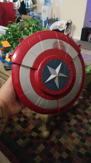 Captain America Toy Shield for Sale in North Las Vegas, NV