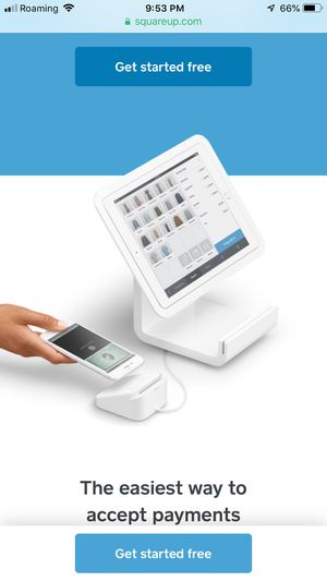 Square POS system for Sale in Winter Garden, FL