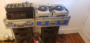 DJ equipment for Sale in Reading, PA