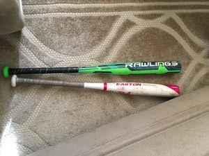 Baseball bat 10 each for Sale in Perris, CA