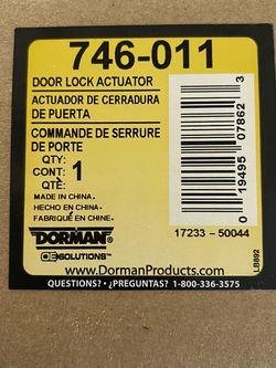 Door Lock Actuator - New, Chevy, GM, GMC for Sale in Suffolk,  VA