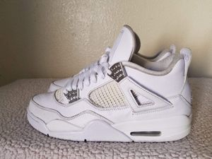 "Jordan ""pure money"" 4s for Sale in Pasadena, CA"