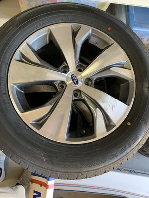 New Subaru wheels and tires for Sale in Orting, WA