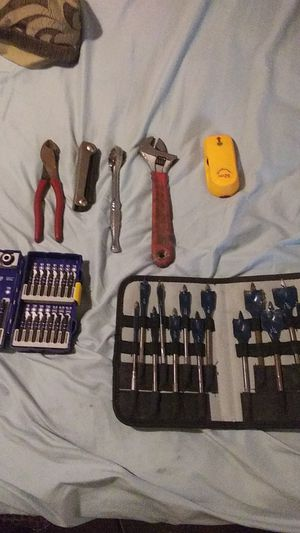 Miscellaneous tools for Sale in Redfield, AR