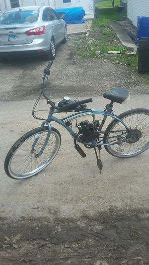 Motor bicycle for Sale in Peoria Heights, IL