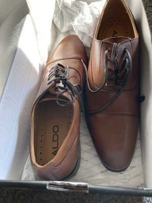 Aldo dress shoes never used. Size U.S. 7.5 for Sale in Chino Hills, CA