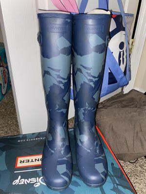 Hunter rain boots for Sale in Garner, NC