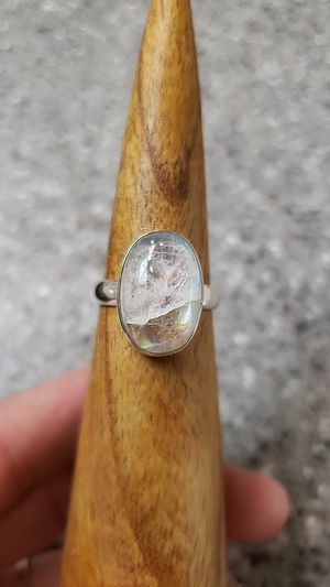 Rainbow moonstone ring for Sale in Anderson, CA