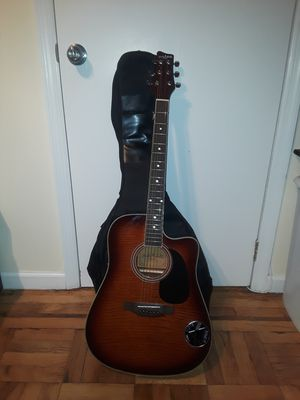 Electric- acoustic guitar Carlo Robelli. for Sale in Brooklyn, NY