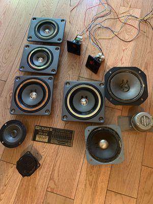 Vintage Speakers & Parts - BUY ALL & SAVE for Sale in San Diego, CA