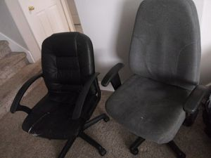 Computer chairs....$10 for Sale in Salt Lake City, UT