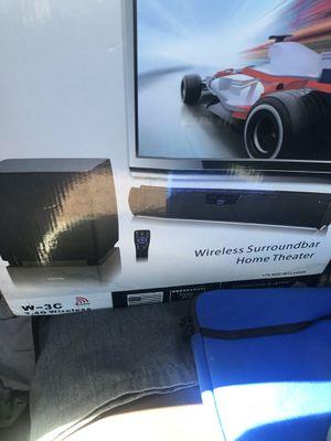 Madrid audio surround subwoofer for Sale in Santa Maria, CA
