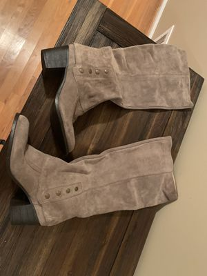 Nine West Suede Boots for Sale in Cumming, GA