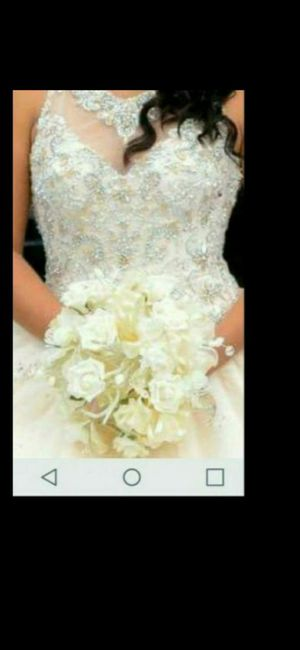 Quinceanera Dress or Bride Dress for Sale in Moreno Valley, CA