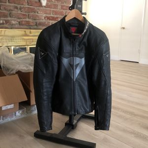 Dainese Leather Motorcycle Jacket for Sale in Fountain Valley, CA