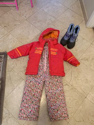 Snow clothes set for Sale in Santee, CA