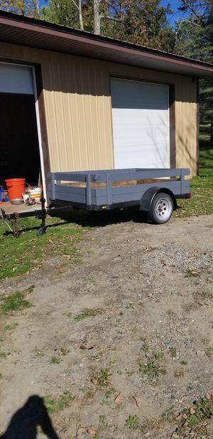 5x8 utility trailer for Sale in Owego, NY