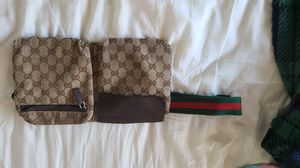 GG GUCCI WASTE BAG *** 100% AUTHENTIC for Sale in American Canyon, CA