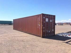 SHIPPING CONTAINER 40' HIGH CUBE for Sale in Wenatchee, WA