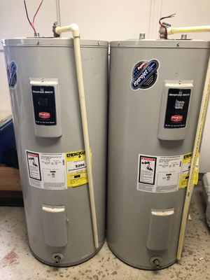NEW electric 40 gallon water heater, never used for Sale in Arroyo Grande, CA