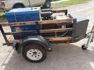 Hobart 8000 generator welder for Sale in MAYFIELD VILLAGE, OH