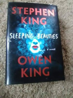 Stephen king and son Owen wrote sleeping beauties together for Sale in West Union, WV