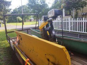 22x7 triple axle car trailer for Sale in Meriden, CT