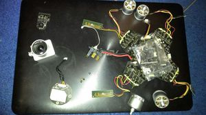 Dji Phantom 3 Standard Replacement Parts for Sale in Chicago, IL