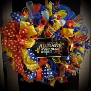 Autism Wreath for Sale in Greensboro, NC