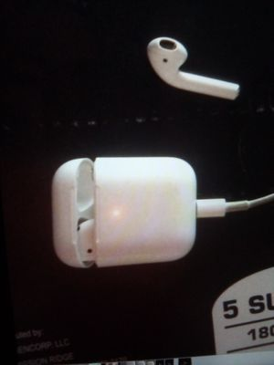 Apple AirPods Headphones $70 for Sale in Stockton, CA