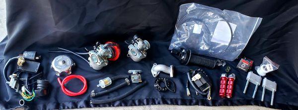 SSR 110cc Pitbike *Upgrades*