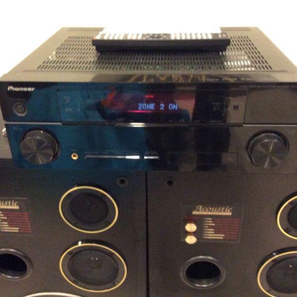 Pioneer VSX 1020