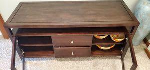 Aristo Media / TV Console Table for Sale in Lake Stevens, WA