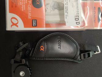 Genuine Sony Alpha Camera Grip Belt for Sale in Los Angeles,  CA
