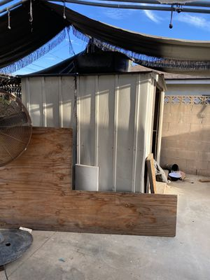 """Storage shed 8'X5'-5"""" for Sale in West Covina, CA"""