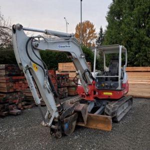Takeuchi TB260 (Excavator) for Sale in Kent, WA