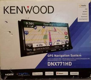 Kenwood navigation system for Sale in Winchester, CA