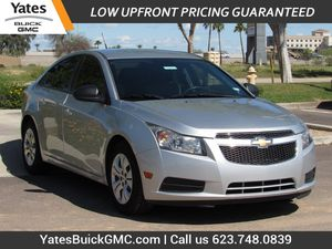 2014 Chevrolet Cruze for Sale in Goodyear, AZ