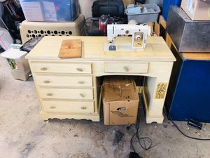 Antique Sewing Desk for Sale in Eatonville, WA
